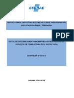 Edital de Credenciamento Sgf 012018 Correção Lae e Nini Final