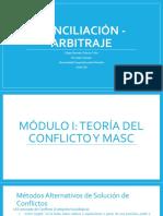 Módulo Teoría del Conflicto - MASC.pptx