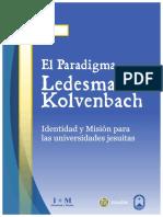 El Paradigma Ledesma- Kolvenbach