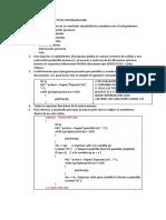 Proyecto de Programacion