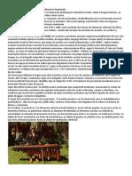 La Marimba Como Instrumento Intercultural en Guatemala