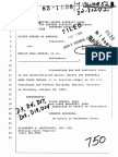 My father's courtroom testimony  in USA v. Nellie Bell Kassim, Ryan Krebs et al, US District Court, Detroit, MI (Oct 28-29, 1982)