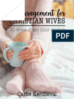 Encouragement for Christian Wives