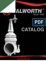 Walworth 2in Globe Valve
