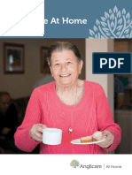 Angl i Care Home Care Brochure