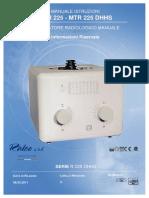 Collimator MTR225