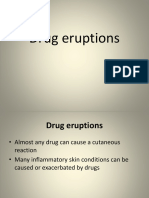 Drug Eruptions-SLIDE SHARE