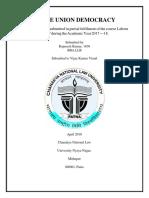 Labour Law Project