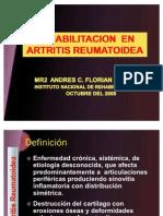 AR rehabilitacion