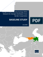Young Entrepreneurship Synergy Network for Georgia-Azerbaijan Cross Border Cooperation_ BASELINE STUDY