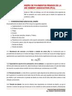 Artículo Ejemplo Diseño de Pavimento Flexible