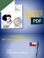 Derechos Nacionalidad y Ciudadania IV Medios