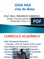 1. Fisiologia Nas Categorias de Base