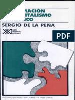 De la Peña_La Formación Del Capitalismo en México.pdf