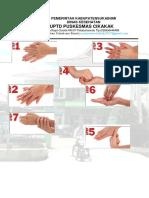 7 Langkah Cuci Tangan (2)