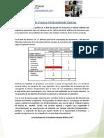 Nota de Prensa - Defendiendo 7 Plazas Actualización Situación Mes 1