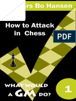 Lars Bo Hansen - How to Attack in Chess - What Would a GM Do 1.epub