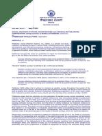SWS vs. COMELEC (G.R. No. 147571 May 5, 2001) - 4