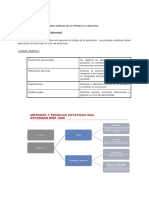 Pruebas Estáticas y Dinámicas de Un Proyecto Informático - Julio Y P