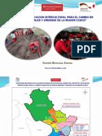 Proyectos 2016 - 2017- CEPROSI