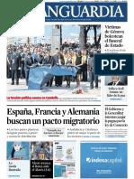 La Vanguardia [19-08-18]