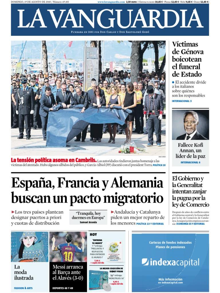 La Vanguardia  19-08-18  99f7fd2e5831