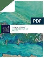 WTTC Report Jamaica 2017