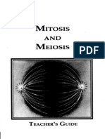 Mitosis Meiosis Teachers Guide Discovery Education