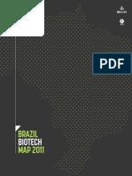 Brazil Biotec Map 2011
