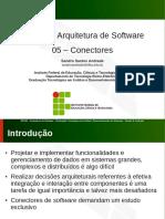 INF016 04 Projetando Arquiteturas