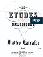 25 Metodos Melodico Mateo Carcassi