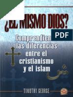 _El Mismo Dios_ - Timothy George.pdf