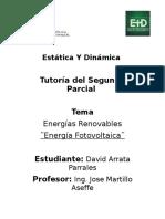 Tutoria Estatica y Dinamica