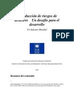 5 - PNUD - La reducción de riesgos de desastres.docx