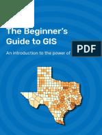 Beginner's guide to GIS