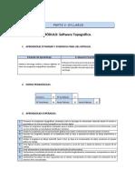 9. Syll. Software Topograficos