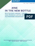 Vol.1 Nomor 7 - Old Wine in the New Bottle; Revitalisasi Karang Taruna dan Pramuka untuk Menangkal Ekstremisme Kekerasan.pdf