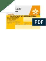 Portafolio Del Aprendiz Sena