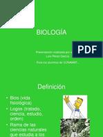 Biologu00cda A