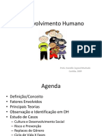 Teoria do Desenvolvimento humano Analisar Aplicar Nos Jovens 2018