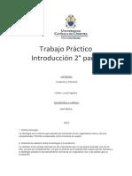 Trabajo Practico Anatomia Introduccion 2da Parte.