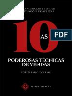 [E-book] As 10 Poderosas Técnicas de Vendas.pdf