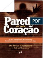 318056215 Bruce Thompson Dr Paredes Do Meu Coracao PDF