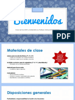 Lineamientos Clases 2018