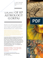Light of KP Astrology Software With Auto-Prediction