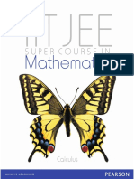 Trishna Knowledge Systems-IIT JEE Super Course in Mathematics_ Calculus. 3-Pearson India (2011)