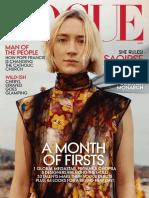 bab04cac20a7 Vogue USA- August 2018