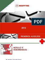 Primeros Auxilios Modulo 5,6 ,7 8