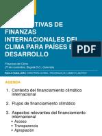 Finanzas Del Clima- 2017 Sesion Perspectivas 1