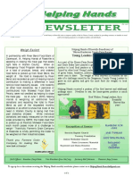 hh newsletter july 2018
